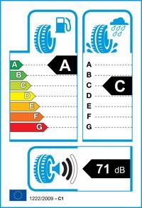 Etichetta per gomma: HANKOOK, K435 165/70 R14 85T Estive