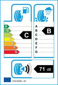 Etichetta per gomma: GOODRIDE, Z 215/65 R16 98V Estive
