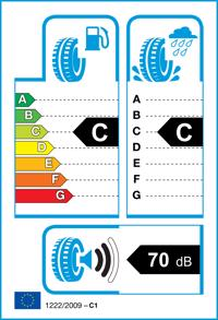 Etichetta per gomma: GOODYEAR, EFFIGRIP COMPACT 175/65 R14 82T Estive