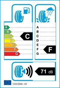 Etichetta per gomma: OVATION, VI-682 165/70 R13 79T Estive