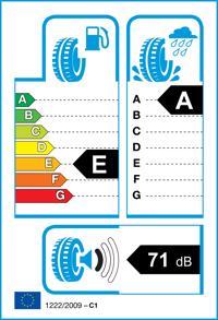 Etichetta per gomma: FALKEN, FK-510 295/35 R19 104Y Estive