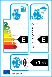 Etichetta per gomma: HANKOOK, W442 155/80 R13 79T Invernali