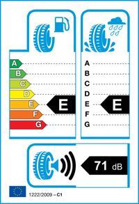 Etichetta per gomma: PACE, PC50 165/70 R13 79T Estive
