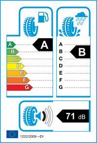 Etichetta per gomma: BRIDGESTONE, TURANZA T005 205/55 R16 91V Estive