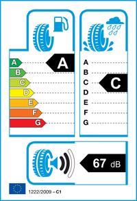 Etichetta per gomma: GOODYEAR, EFF.GR. 195/55 R16 87H Estive