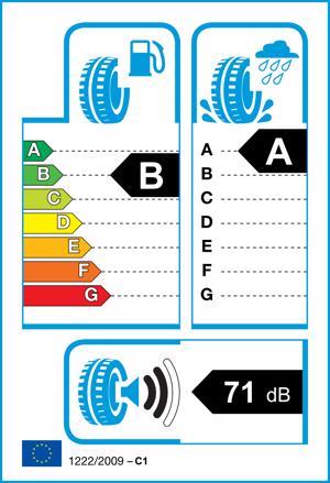 Etichetta per gomma: PIRELLI, CINTURATO P7 BLUE 205/55 R16 91V Estive