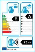 Etichetta per gomma: BRIDGESTONE, BLIZZAK LM005 265/65 R17 116H Invernali