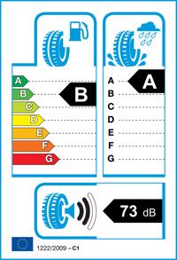 Etichetta per gomma: BRIDGESTONE, BLIZZAK LM005 XL 255/65 R17 114H Invernali