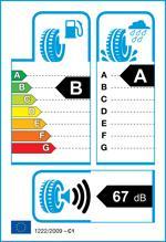 Etichetta per gomma: FALKEN,  215/60 R16 95V Estive