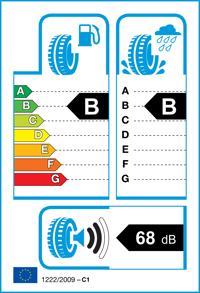 Etichetta per gomma: PIRELLI, P-ZERO RFT 205/40 R18 86W Estive
