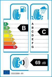 Etichetta per gomma: GOODYEAR, EFFICIENTGRIP SUV 285/65 R17 116V Estive