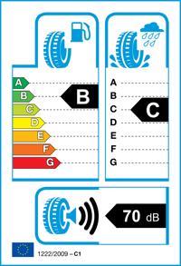 Etichetta per gomma: KUMHO, KH27 185/65 R15 88H Estive
