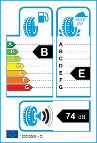 Etichetta per gomma: KUMHO, KL21 225/65 R17 102H Estive