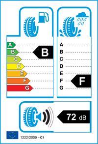 Etichetta per gomma: MIRAGE, MR-762 AS 215/55 R16 97V Estive