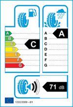 Etichetta per gomma: COOPER, Zeon CS SPORT 255/35 R20 97Y Estive