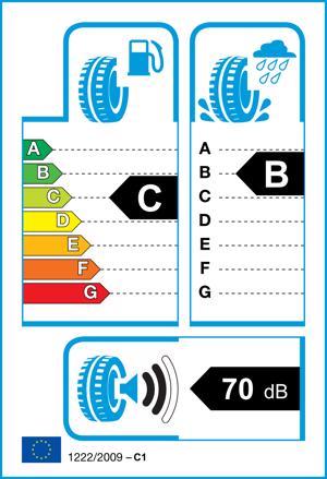 Etichetta per gomma: PIRELLI, Cinturato P7 205/55 R16 91V Estive