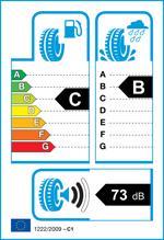 Etichetta per gomma: NEXEN, WINGUARD WT1 235/65 R16 121R Invernali
