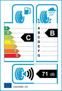 Etichetta per gomma: APOLLO, ALNAC 4 G 205/50 R16 87V Estive