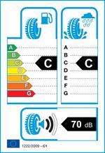 Etichetta per gomma: ROUTEWAY, VELOCITY RY33 255/40 R17 98W Estive