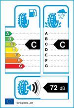 Etichetta per gomma: HANKOOK, W320 I*CEPT EVO2 XL 225/50 R16 96V Invernali