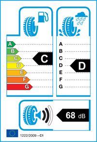Etichetta per gomma: KORMORAN, KORMORAN ALL SEASON SUV XL M+S 3PMSF 235/65 R17 108H Quattro-stagioni