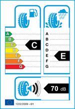 Etichetta per gomma: SUPERIA, BLUEWIN    SUV 235/55 R18 104H Invernali