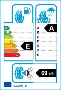 Etichetta per gomma: FALKEN, ZIEX ZE310 ECORUN 195/50 R16 88V Estive
