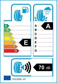 Etichetta per gomma: APOLLO, ASPIRE XP XL 205/40 R17 84W Estive
