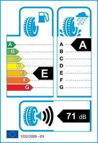 Etichetta per gomma: PIRELLI, PZERO ROSSO 205/55 R16 91Y Estive