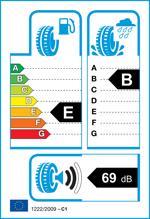 Etichetta per gomma: HANKOOK, K117A 235/55 R17 99V Estive