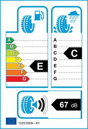 Etichetta per gomma: TOYO, PROXES R52 215/50 R18 92V Estive