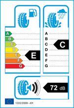 Etichetta per gomma: SEMPERIT, SPEED GRIP-3 215/55 R17 98V Invernali