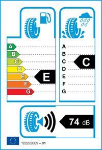 Etichetta per gomma: GOODRIDE, SA 37 XL 255/45 R17 102W Estive