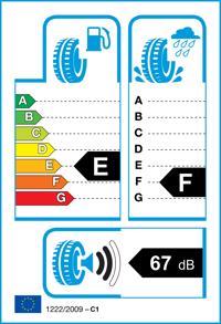 Etichetta per gomma: KELLY, WINTER ST 155/70 R13 75T Invernali