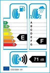 Etichetta per gomma: NANKANG, Ice SW-7 165/80 R13 83T Invernali