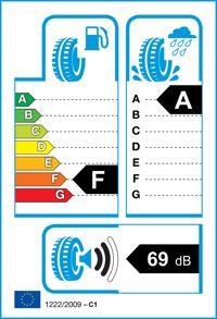 Etichetta per gomma: NEXEN, WINGUARD WT1 M+S 3PMSF 175/70 R14 95T Invernali