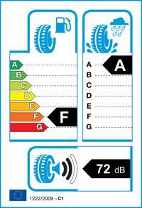 Etichetta per gomma: PIRELLI, P-ZERO ARR XL 235/35 R19 91Y Estive