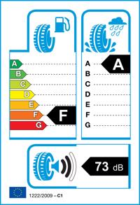 Etichetta per gomma: YOKOHAMA, ADVAN SPORT V105 255/30 R20 92Y Estive