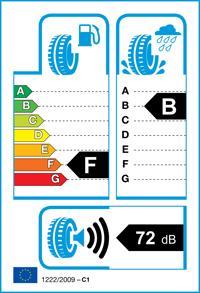 Etichetta per gomma: MICHELIN, Exalto PE2 N0 205/55 R16 91Y Estive