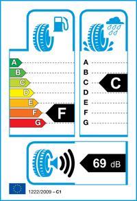 Etichetta per gomma: BRIDGESTONE, B 250 165/70 R14 81T Estive