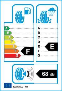 Etichetta per gomma: NEXEN, WINGUARD SNOWG WH2 155/65 R13 73T Invernali